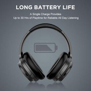 Image 4 - Cowin SE7MAX Active Noise Canceling headphone Bluetooth 5.0 Wireless headphones with microphone Super HiFi Deep Bass Headset