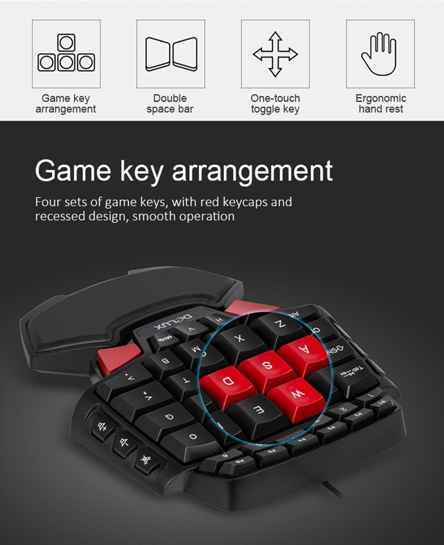 Gamer keybord