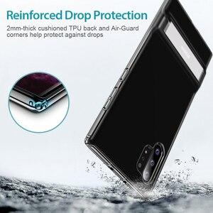 Image 5 - ESR Metall Ständer Fall für Samsung Galaxy Note 10 S10 e Plus Abdeckung Stoßfest TPU Business Telefon Fall für Samsung note10 + 5G