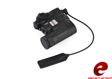 Buy Element Airsoft Tactical Flashlight DBAL-EMKII IR Red Laser Led Torch Multifunction IR illuminator DBAL-D2 Weapon Lights EX328 directly from merchant!