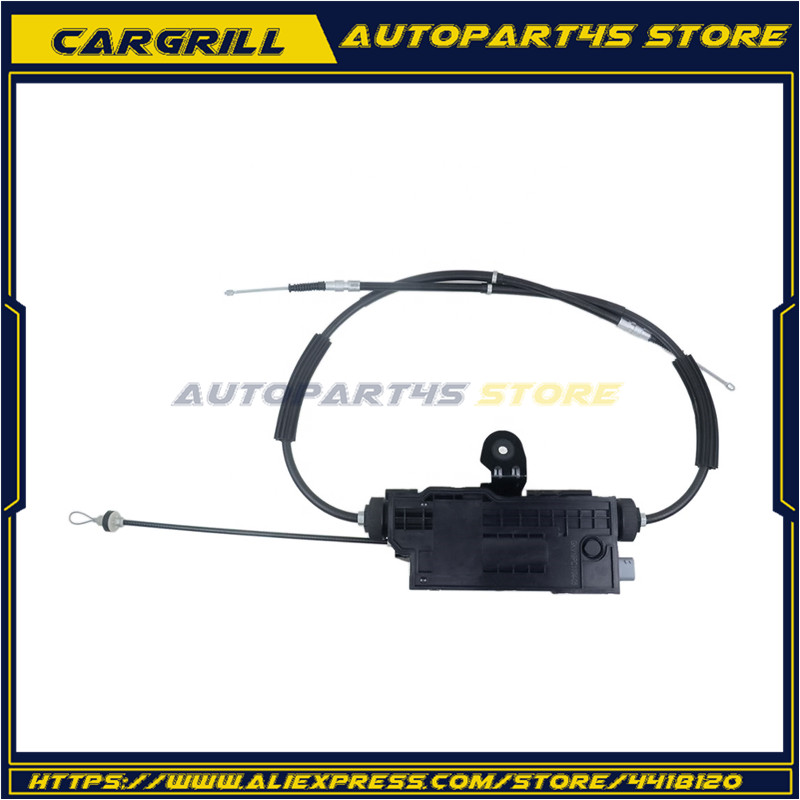34436797790 Parking Brake Actuator with Control Unit for BMW F07 GT 530d 535iGT 550i GT image