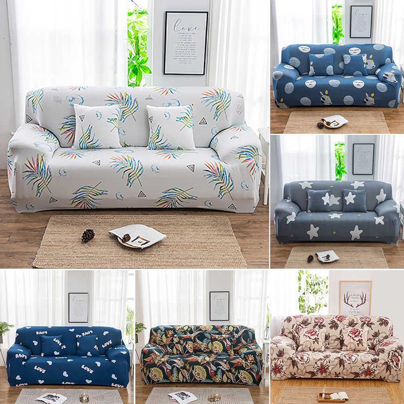 Elastische Sofa Covers Voor Woonkamer Stretch Hoek Couch Case Voor Loveseat Stoel L Vorm Sofa Hoes Anti Stof Bank Beschermhoes Aliexpress