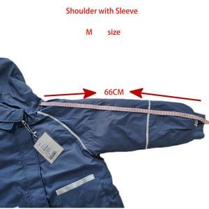 Image 5 - Veste femme hiver chaud, manteau à capuche, col en fourrure, veste brodée, veste femme, épaisse et chaude rembourrée en coton vêtements dextérieur, grande taille, Parka longue