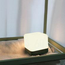 Портативный флип светильник с таймером ночник зарядкой от usb