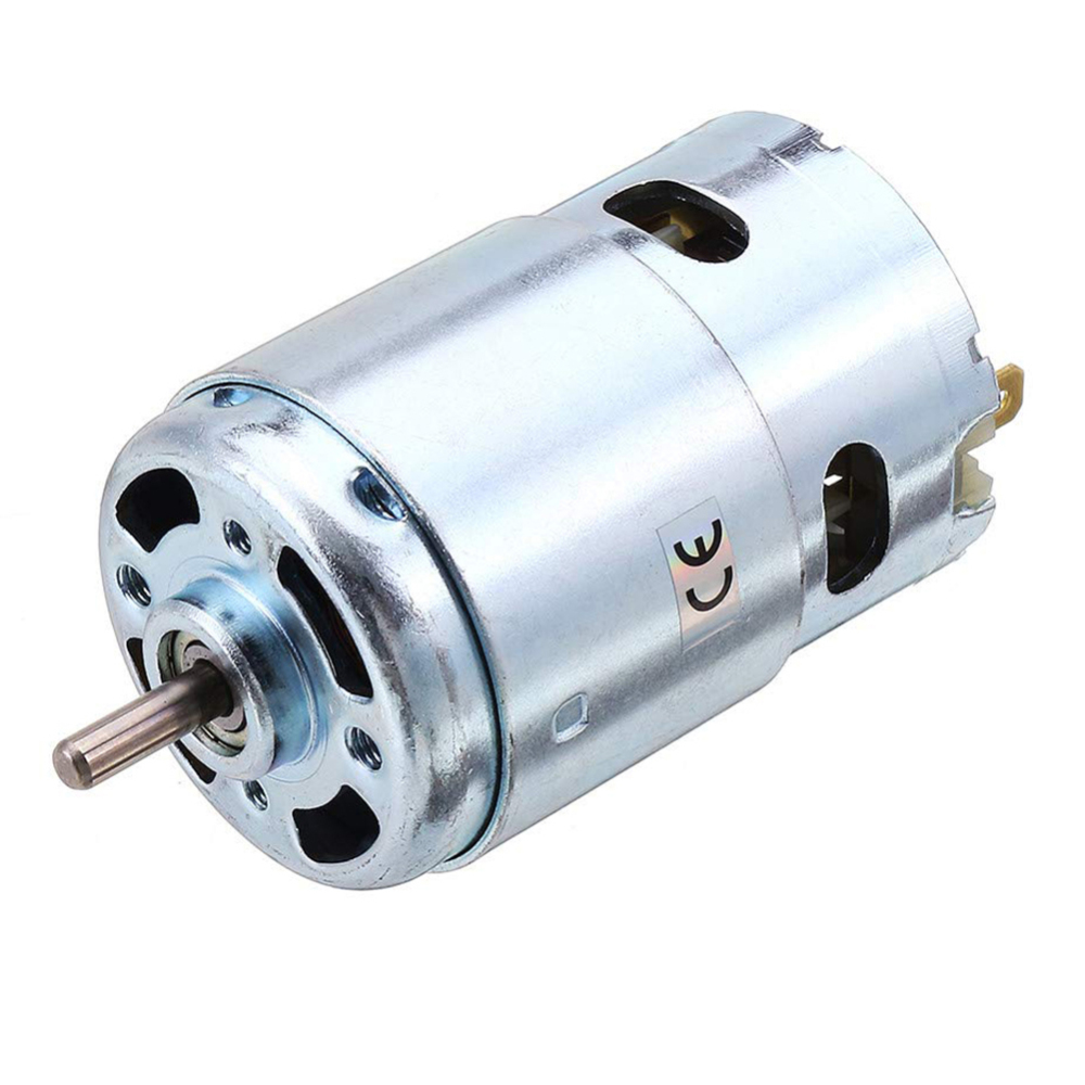 775 795 895 Motor/motor Mount 12v-24v 3000-12000rpm Motor Gear Motor Dc Of Ball Bearing For High Power Generator image