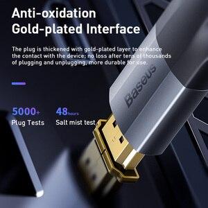 Image 5 - Baseus kabel HDMI do VGA 1080P HD A z męskiego na męskie VGA do HDMI Adapter Audio kabel do projektora PS4 PC TV Box HDMI VGA konwerter