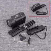 Новый ak sd фонарик для оружия светодиодный свет подходит 20