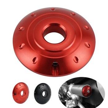 Cubierta de tanque con amortiguador trasero de motocicleta para Ducati Panigale 899 959 1199 1199S 1299 1299 Panigale XDIAVEL 1262 S 2012-2020