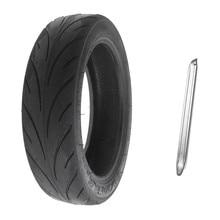 Pneu exterior para peças elétricas do pneu da roda do trotinette 10 Polegada 60/70-6.5 de ninebot max g30