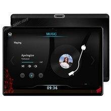 2021 alto definido 10 polegada tablet 3g 4g fdd lte 6gb ram 64gb rom 10 núcleos 1920*1200 wifi bluetooth gps tablet pc 10.1