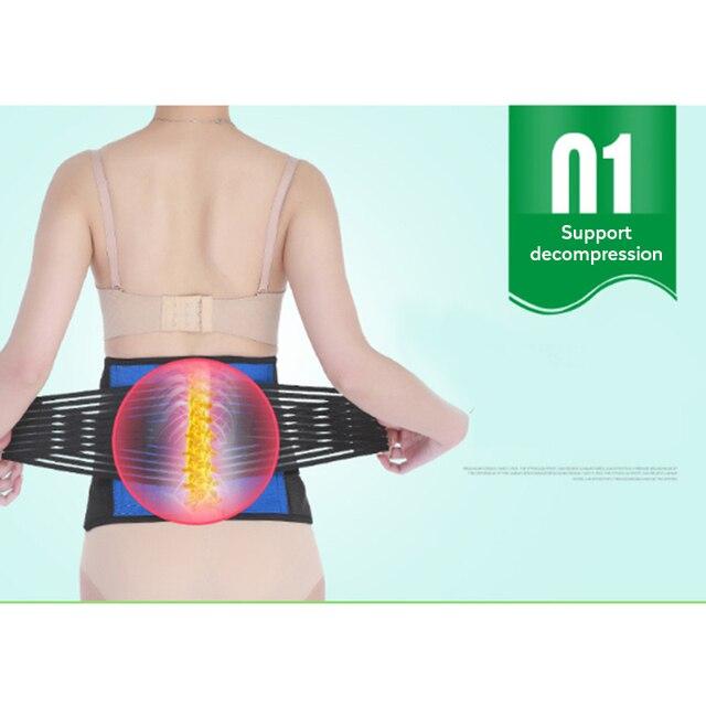 Women Adjustable Elstiac Waist Support Belt Neoprene Faja Lumbar Back Sweat Belt Fitness Belt Waist Trainer Heuptas For Sports 4