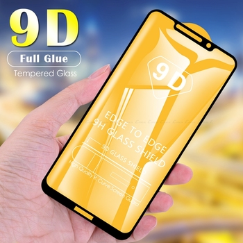 Перейти на Алиэкспресс и купить 9D стекло для Motorola Moto One Vision Action Power Macro P50 P30 Note Play закаленное стекло Защита экрана полное покрытие пленка