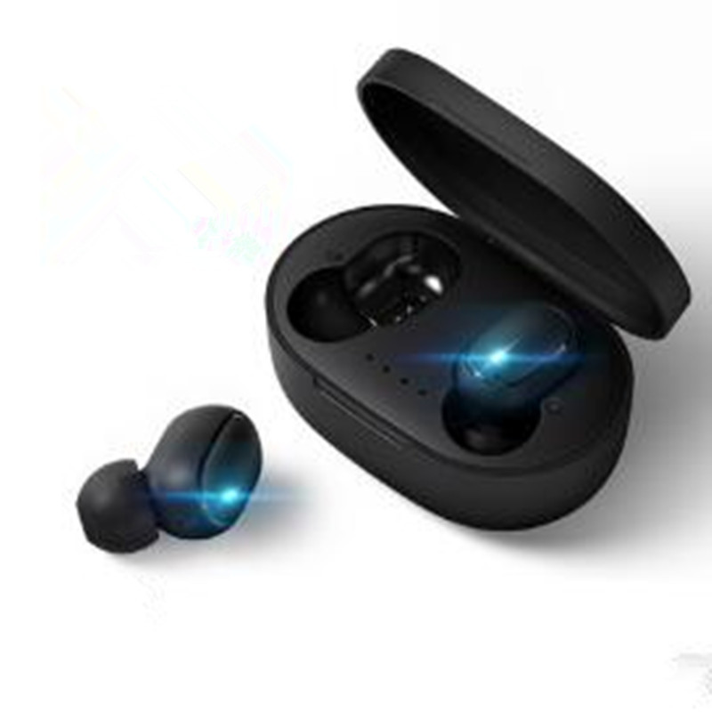 Universal A6S <font><b>TWS</b></font> Bluetooth 5.0 Wireless Earphones Mini <font><b>Earbuds</b></font> For IPhone Huawei Xiaomi PK i11 i12 <font><b>i14</b></font> i20 i30 i60 image