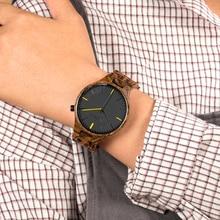 relogio masculino BOBO BIRD Wooden Watch Men Quartz Wood Bamboo Wristwatches Male Groomsman Gift reloj hombre недорого