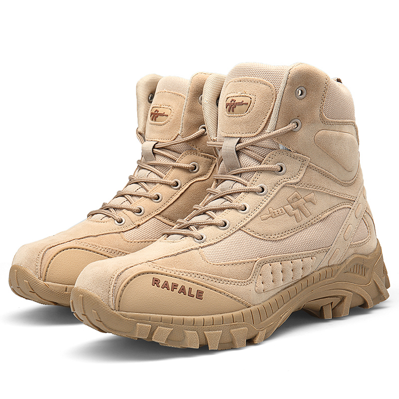 Boots Outdoor Shoes DELTA High-Top Military Tactical Training Sports Travel EU Taobo title=