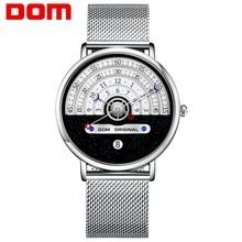 Dom 2021 homens relógio criativo homem relógios masculino relógio de pulso de luxo reloj mujer bayan saat