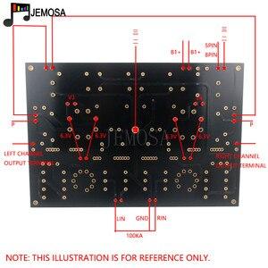 Image 4 - DIY projeleri ses tek uçlu amplifikatörler kurulu 185*125 FR4 PCB kartı EL34 kurulu ücretsiz kargo