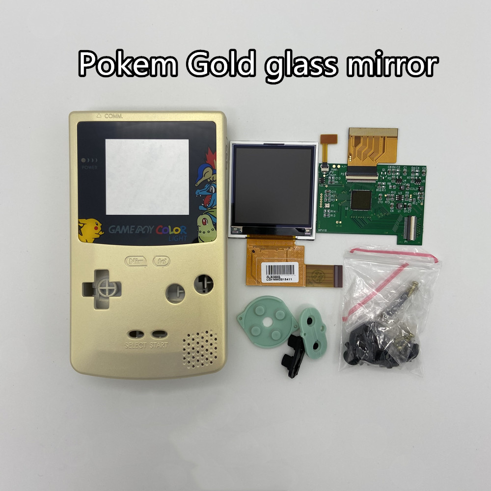 GBC High Brightness LCD And New Shell For Gameboy Color,GBC LCD Screen