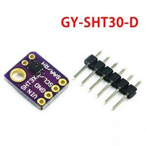 Оригинальный интерфейс I2C, модель SHT31, цифровой выход, датчик температуры и влажности, точность разрыва, Погодная модель для Arduino