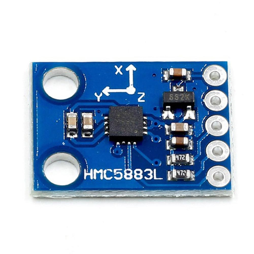 1pc GY-273 HMC5883L Module 3 Triple Compass Magnetometer Sensor Module AS99