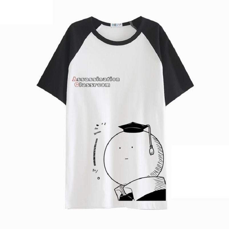 High-Q Assassination Classroom de impresión rock camisetas camiseta Korosensei hiphop amantes Korosensei suelta camiseta Suihyung, zapatillas de mujer, zapatillas casuales de lino, 6 colores, verano, cinturón de lino, sandalias para mujer, chanclas, zapatos para suelo de interior