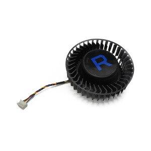 BFB1012SHA01 Für AMD Radeon PRO SSG Fan DC12V 2.40A 4Pin GPU Grafikkarte Kühlung Öffentlichen version