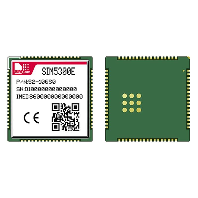 SIMCOM SIM5300E 3G WCDMA/HSPA Module SMT Type Dual-Band UMTS/HSPA900/2100MHz GSM/GPRS/EDGE 900/1800MHz