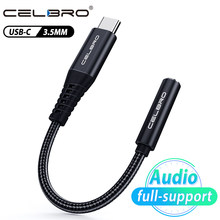 Usb Type C To 3.5mm Aux Adapter Headphone Adapter Usb-C Jack Audio Cable for Oneplus 7t 7 Pro Xiaomi Mi 9 Pro Mi9 Google Pixel 4(China)