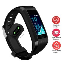 118 Plus Smart band Health monitoring motion tracking Fitness tracker Waterproof Bracelet for Android IOS