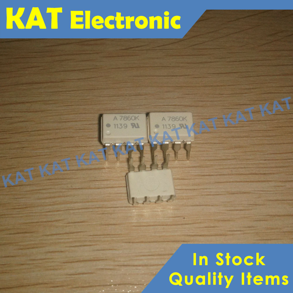 5PCS/Lot A7860K HCPL-7860K DIP-8