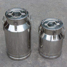 304 stainless steel soup pot stew bucket Sealed tank Barrel Oil drum milk oil Tea Transport bucket Wine Brewing kitchen cookware(China)