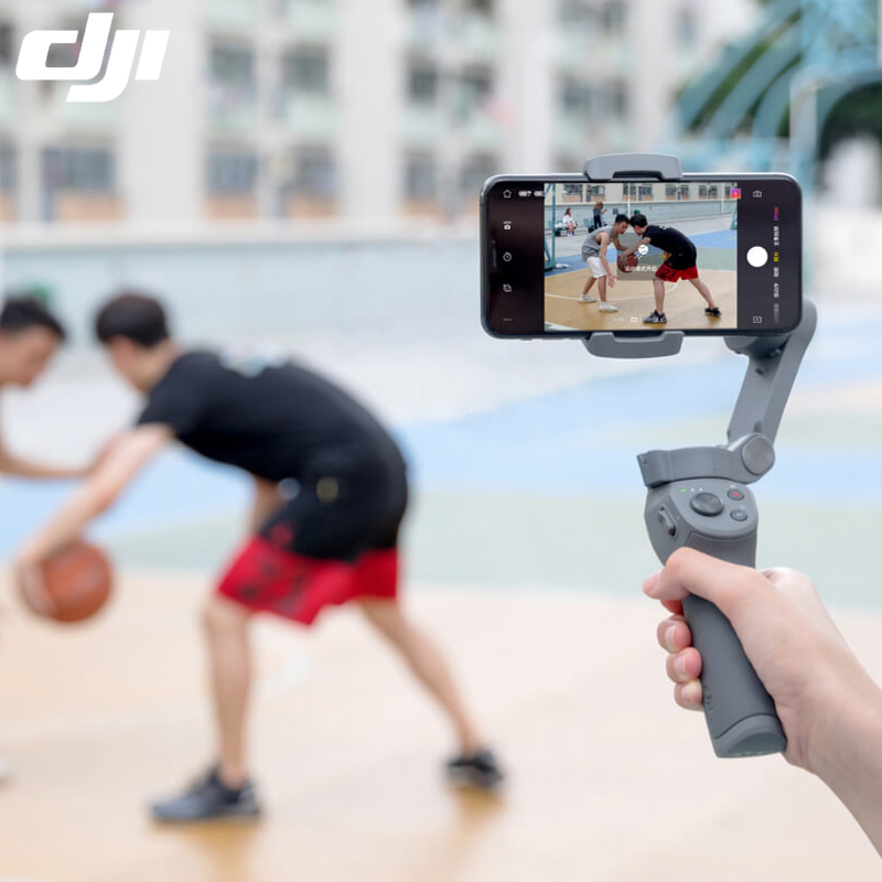 Eyemind 2 Stabilizer Handheld 3 Axis Gimbal Smartphone Face Tracking Selfie Stick voor iPhone Huawei Samsung GoPro Osmo Action - 6