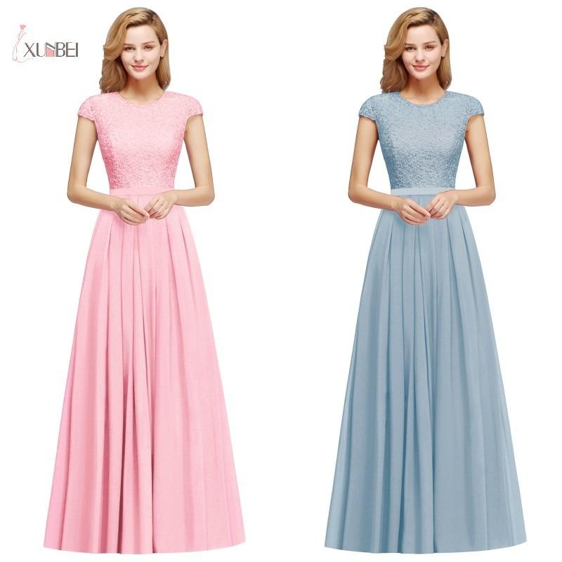 Cheap Burgundy Tulle Bridesmaid Dresses Long 2020 Wedding Guest Party Gown Elegant Sleeveless Robe Demoiselle D'honneur