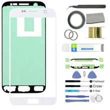 High Quality Professional Tool Replacement Phone Front Glass Screen Lens Tool Kits for Samsung Galaxy S7 G930 Phone Accessories(China)
