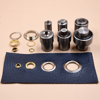 Eyelets Metal hole mold. rivet. Button. mold machine for buttons. installation tool. stomatal dies.Manual