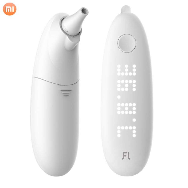 Original Xiaomi Mijia IHealth Thermometer Accurate Digital Fever Infrared Clinical LED Show Thermometer Non Contact Measurement