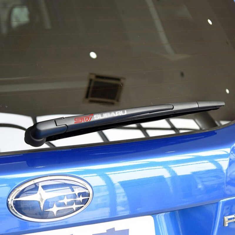 Moteur capot fenêtre pare-brise essuie-glace autocollant autocollant graphique vinyle pour Subaru Impreza Forester héritage Outback XV Tribeca BRZ