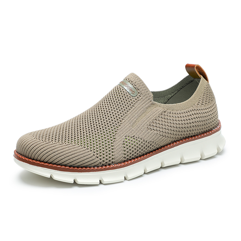 2021 New Men's Mesh Casual Shoes Fashion Lightweight Breathable Soft-Soled Shoes Summer Outdoor Sports Fitness Sneakers Big Size
