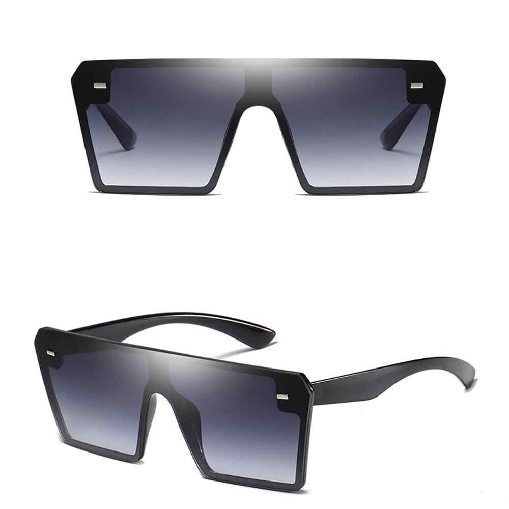 UV400 güneş gözlüğü eski güneş gözlüğü adam kadınlar için leopar baskı plastik bacaklar gözlük Retro polarize güneş gözlüğü #20