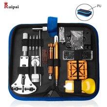 Ruipai 149 Pc Horloge Reparatie Tool Kit Horloge Link Pin Remover Case Opener Lente Bar Remover Horlogemaker Gereedschap