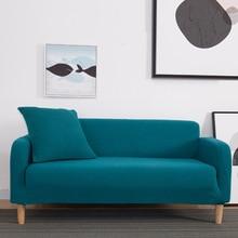 الشتاء الدافئة غطاء من الصوف أريكة استخدام لغرفة المعيشة Cubre أريكة غطاء أريكة شاملة تمتد مرونة زلة غطاء 1/2/3/4 مقاعد