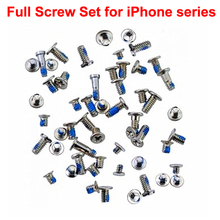 Aokin Set of Screws for iPhone 6 5 5C 5S 6S 6Plus 6s plus 7 7Plus 8 plus X XR Screw for iphone 8 Full Set Screws Replacement цена и фото