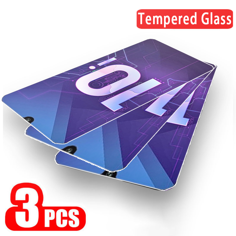 3pcs Tempered Glass For Huawei Honor 10i 10 Lite Screen Protector Honor 10 Light Protective Glass For Huawei Honor 10i HRY LX1T
