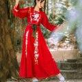 Китайский древний костюм принцессы для женщин фея косплей Ckithing сценическая Восточная леди народный фестиваль Одежда для выступлений DWY2335
