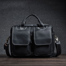 Hot selling Real cowwide layer 100% genuine leather bag hand bags & 13 inch laptop bags briefcase travel outing vintage 2017 popular hand carve china vintage genuine leather womens bags