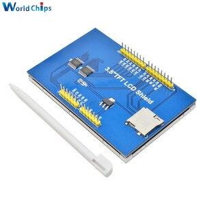 """Image 2 - 3.5 """"3.5 pouces 480x320 TFT LCD écran tactile Module ILI9486 écran LCD pour Arduino UNO MEGA2560 carte avec/sans écran tactile"""
