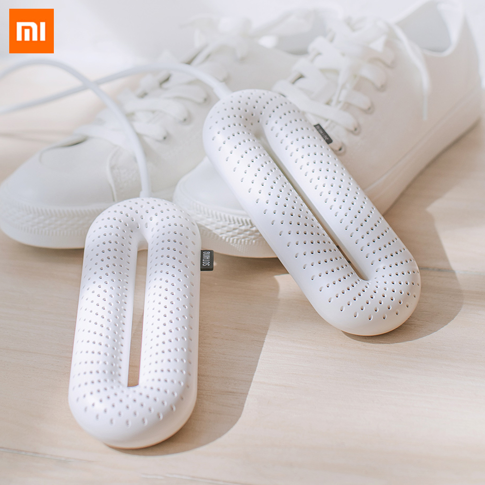 Xiaomi Sothing Zero-One Portable Household Electric Sterilization Shoes Dryer UV Constant Temperature Drying Deodorization Tool