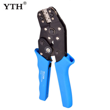 цена на YTH SN-01BM crimping pliers cable crimper crimping wire crimp tool electrical terminals clamps press pliers multitool hand tools