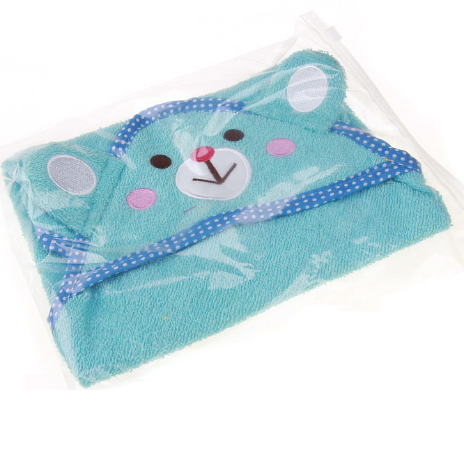 Cute Pet Dog Cat Towel Pets Drying Bath Towels with Hoodies Warm Blanket Soft Drying Cartoon Puppy Super Absorbent Bathrobes 15
