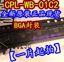 10 pces CPL-WB-01C2 bga novo e original